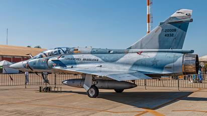 4932 - Brazil - Air Force Dassault Mirage F-2000B
