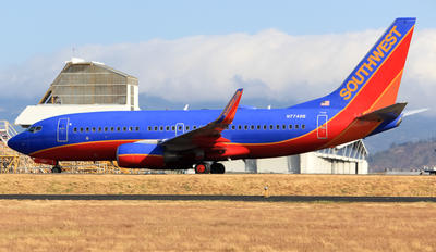 N7749B - Southwest Airlines Boeing 737-700
