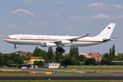16+02 - Germany - Air Force Airbus A340-300 aircraft