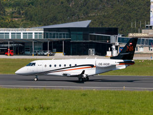 OE-HOP - Avcon Jet Gulfstream Aerospace G200