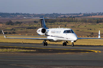 ZS-OPR - Private Learjet 45