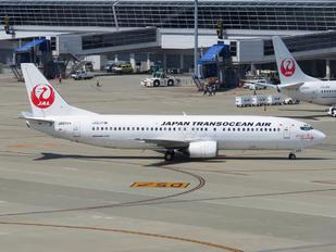 JA8994 - JAL - Japan Transocean Air Boeing 737-400