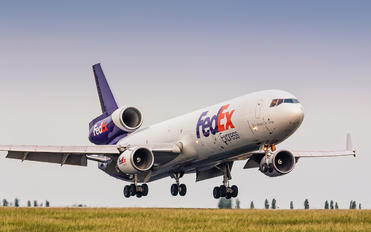 N616FE - FedEx Federal Express McDonnell Douglas MD-11F