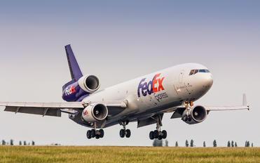 N616FE - FedEx Federal Express McDonnell Douglas MD-11F