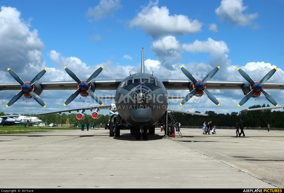 Russia - Air Force RF-94291 aircraft at Tver - Migalovo