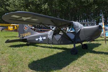 I-VISP - Private Stinson L-5 Sentinel