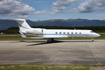 N276A - Private Gulfstream Aerospace G-V, G-V-SP, G500, G550