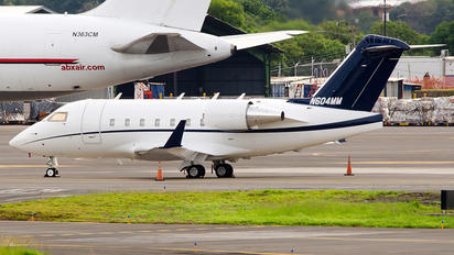 N604MM - Private Bombardier CL-600-2B16 Challenger 604