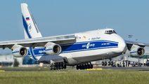 RA-82044 - Volga Dnepr Airlines Antonov An-124 aircraft