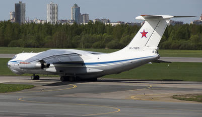 RF-76615 - Russia - Air Force Ilyushin Il-76 (all models)