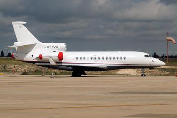 OY-RAB - Air Alsie Dassault Falcon 7X