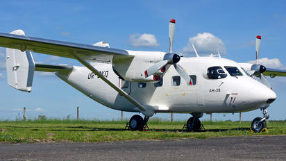 UR-CKQ - Private PZL An-28