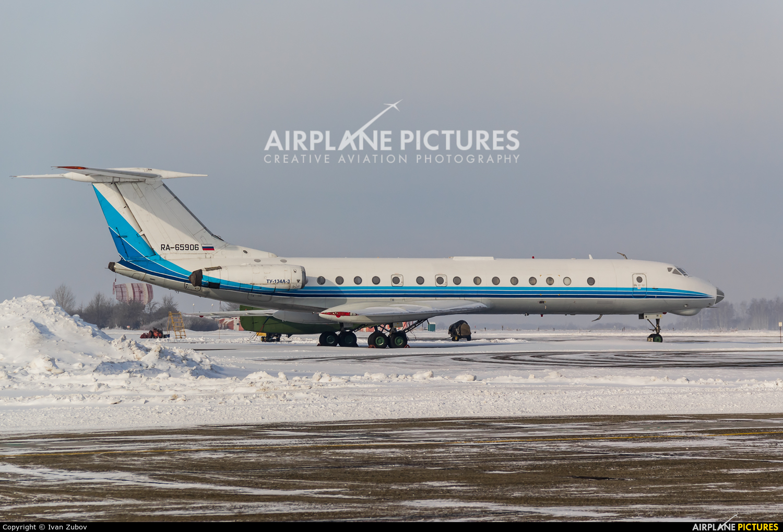 Yamal Airlines RA-65906 aircraft at Chelyabinsk