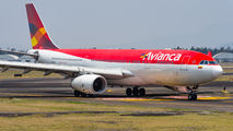 N973AV - Avianca Airbus A330-200 aircraft