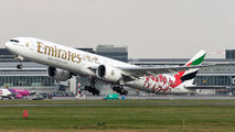 A6-EPM - Emirates Airlines Boeing 777-31H(ER) aircraft