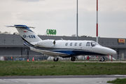 SP-KOW - Private Cessna 525 CitationJet aircraft
