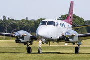 M-POWR - Private Beechcraft 90 King Air aircraft