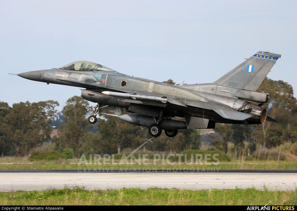 Greece - Hellenic Air Force 500 aircraft at Andravida AB