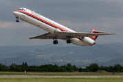 I-SMET - Meridiana McDonnell Douglas MD-82 aircraft