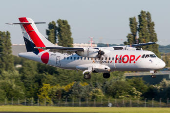 F-GPYM - Air France - Hop! ATR 42 (all models)