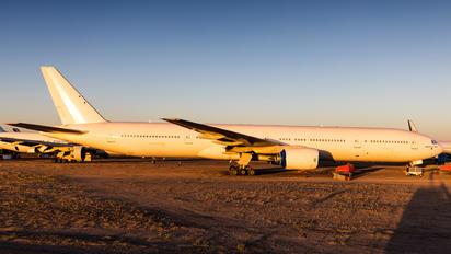- - Unknown Boeing 777-300