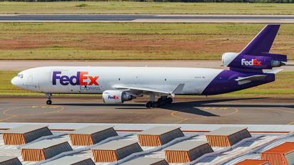 N613FE - FedEx Federal Express McDonnell Douglas MD-11F