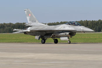4044 - Poland - Air Force Lockheed Martin F-16C Jastrząb