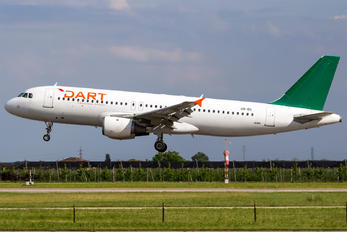 UR-CII - Dart Airbus A320
