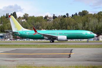 N60697 - Norwegian Air International Boeing 737-8 MAX