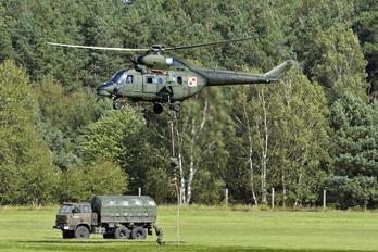 0605 - Poland - Army PZL W-3 Sokol