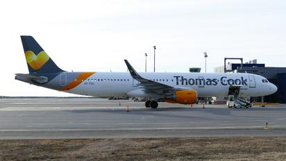 OY-TCH - Thomas Cook Scandinavia Airbus A321