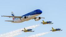 ER-AXP - Air Moldova Airbus A320 aircraft