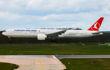 TC-JJY - Turkish Airlines Boeing 777-300ER