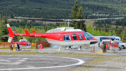 C-GALJ - Alpine Helicopters Canada Bell 206L Longranger