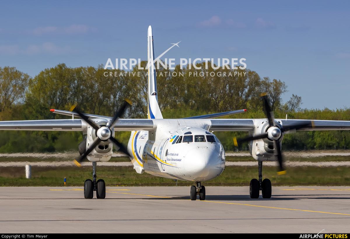 Antonov Airlines /  Design Bureau UR-13395 aircraft at Leipzig - Halle