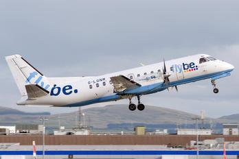 G-LGNM - FlyBe - Loganair SAAB 340