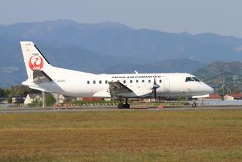 JA001C - JAL-  Japan Air Commuter SAAB 340