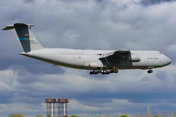 85-0004 - USA - Air Force Lockheed C-5B Galaxy