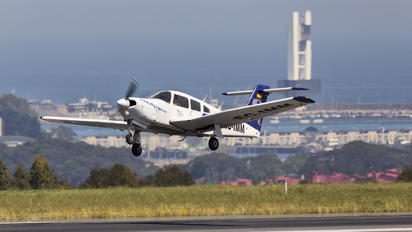 EC-IMM - Aeroflota del Noroeste Piper PA-28R Arrow /  RT Turbo Arrow