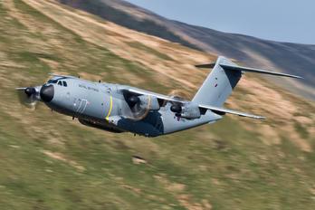 ZM412 - Royal Air Force Airbus A400M