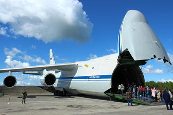 RA-82035 - 224 Flight Unit Antonov An-124