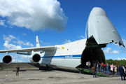 RA-82035 - 224 Flight Unit Antonov An-124 aircraft