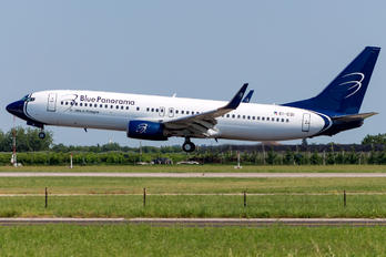 EI-CSI - Blue Panorama Airlines Boeing 737-800