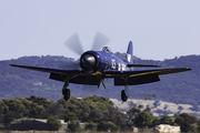 VH-HFX -  Hawker Sea Fury aircraft