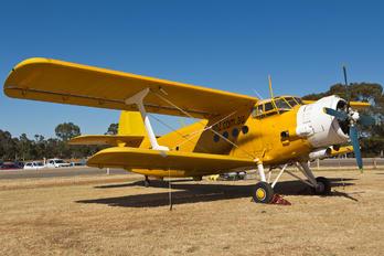 VH-CCE - Private Antonov An-2