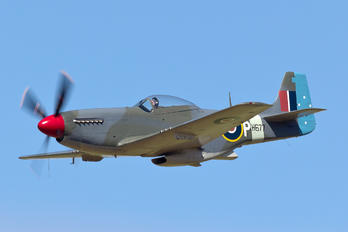 VH-JUC -  North American P-51D Mustang