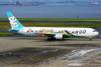 JA602A - Air Do - Hokkaido International Airlines Boeing 767-300