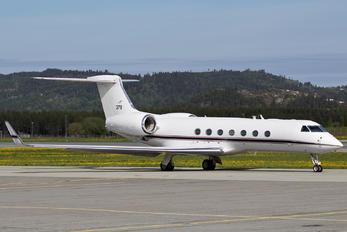 166378 - USA - Navy Gulfstream Aerospace C-37B