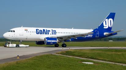 VP-BRX - Go Air Airbus A320