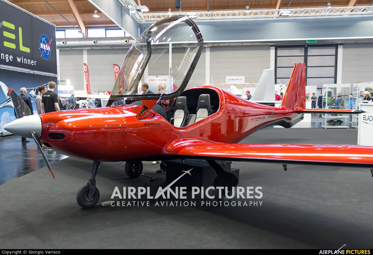 Private D-MEBW aircraft at Friedrichshafen